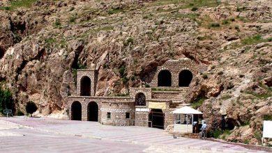 زنجان غار کتله خور