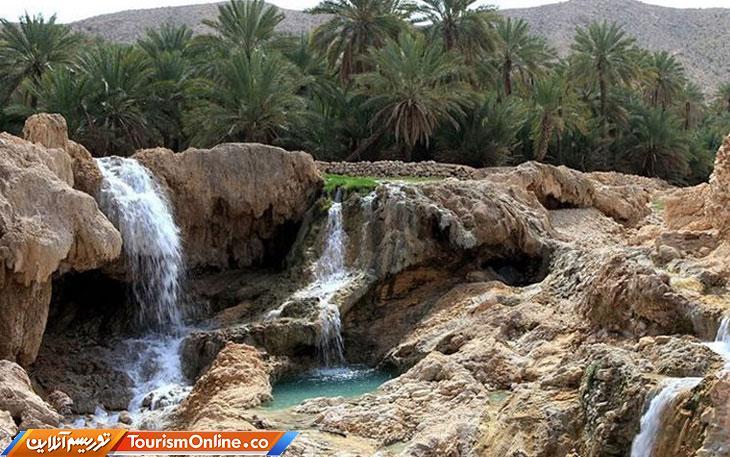 چشمه آب گرم گنو بندرعباس