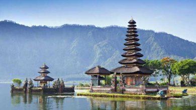 گردشگر بالی اندونزی