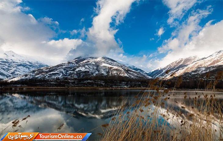 دریاچه اوان الموت قزوین
