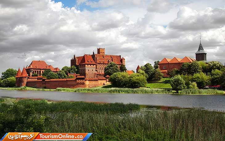 قلعه مالبورک لهستان