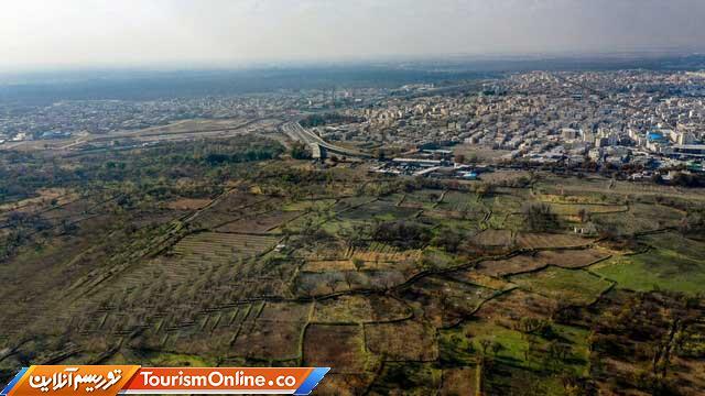 باغستان قزوین