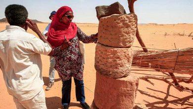 محوطه تاریخی سودان