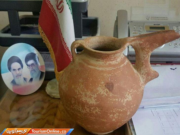 کشف کوزه تهران