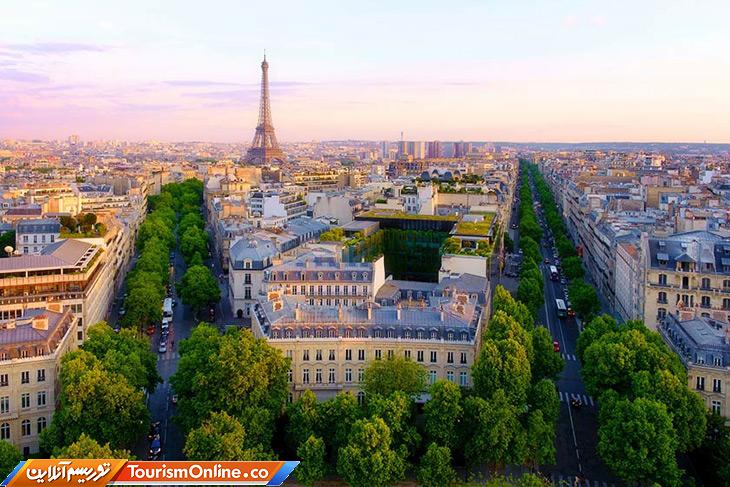 شانزلیزه پاریس