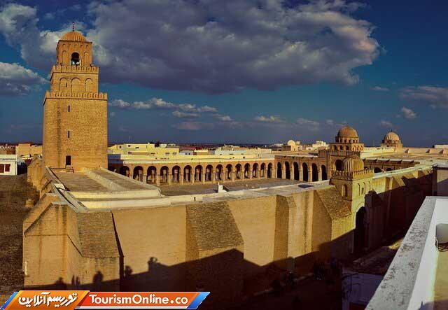 زیباترین مسجد