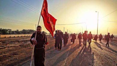 اربعین حسینی عراق