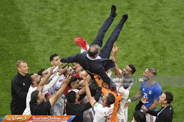 کارلوس کیروش سرمربی فوتبال