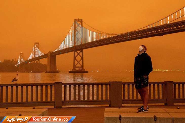 آتش سانفرانسیسکو