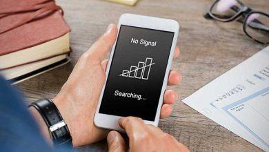 آنتن دهی بهتر موبایل