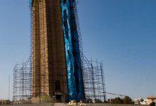 مرمت بلندترین برج آجری جهان
