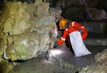 پاکسازی غار