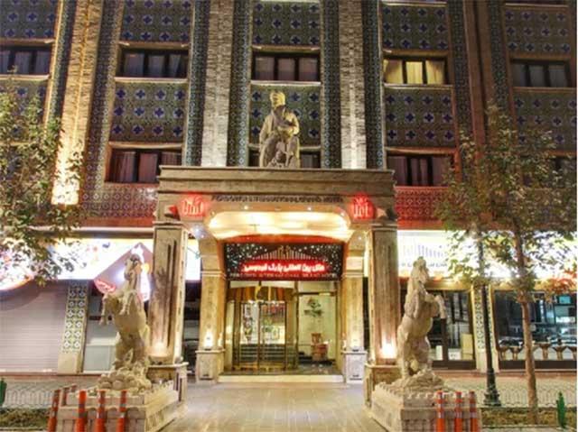هتل فردوس تهران