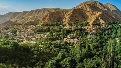 میراث فرهنگی خراسان شمالی