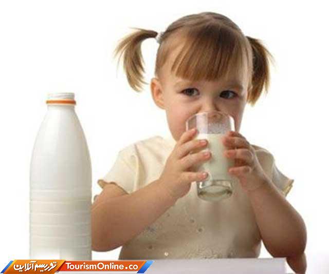 پروتئین موجود در شیر
