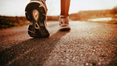 فواید پیادهروی روزانه