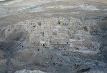 روستای قلعه نو دوران هخامنشیان