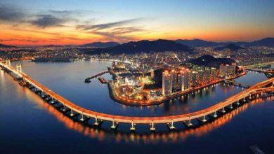 گردشگری کره جنوبی