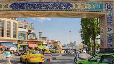 محله تجریش تهران