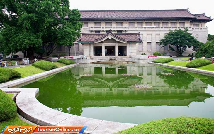 موزه ملی توکیو فرهنگ مردم