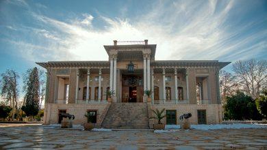 باغ عفیف آباد شیراز