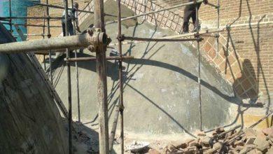 مرمت آثار تاریخی آذربایجان شرقی