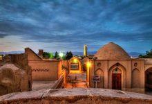 روستای کویری فهرج یزد