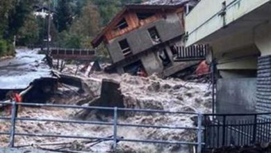 طوفان الکس فرانسه