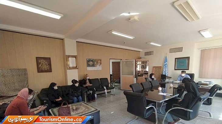 هنرمندان روشندل اصفهان
