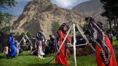 خدمات گردشگری عشایری کرمانشاه