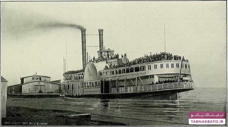 کشتی سلطانا