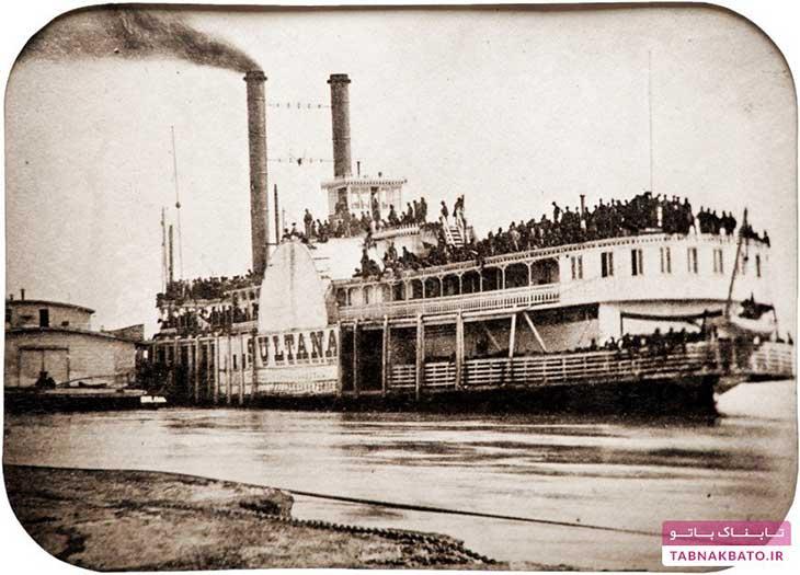 کشتی سلطانا تایتانیک
