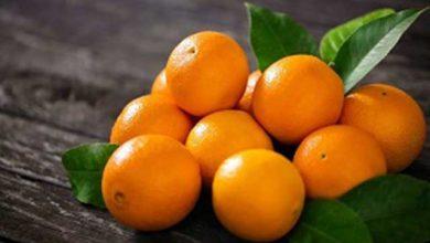 خواص خوردن پرتقال