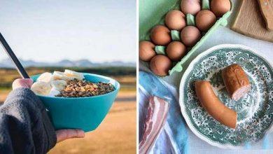 سالم ترین صبحانه های جهان
