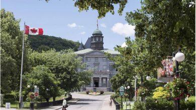 دانشگاه مکگیل کانادا