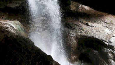 آبشار کرکبود البرز