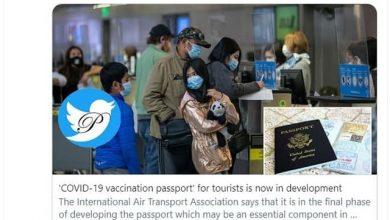 گذرنامه دیجیتال