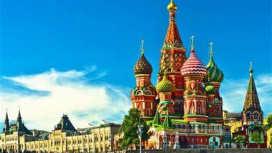 گردشگری روسیه