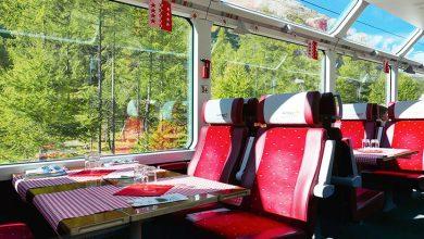 قطار سوئیس