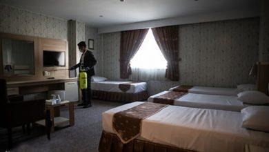 هتلهای مبتلایان کرونا