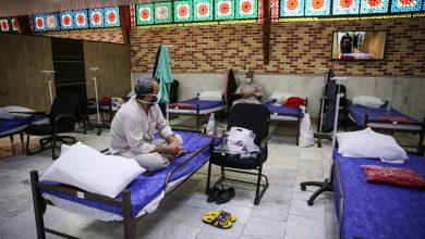 بهداشت بیماران کرونایی