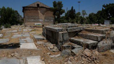 کشف گنج در قبرستان ابن بابویه