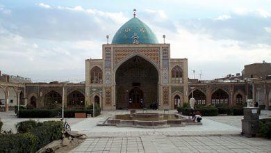 کتابخانه زنجان