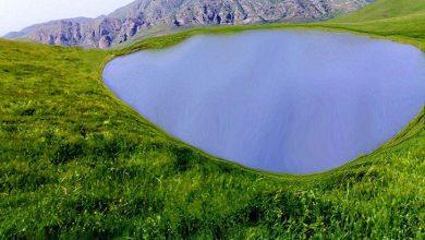 دریاچه مغان اردبیل