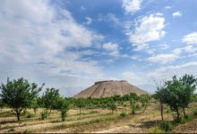 تپه ازبکی البرز