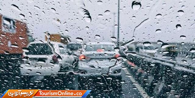 ترافیک در جاده پایتخت