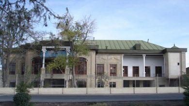 موزه باستانشناسی زنجان