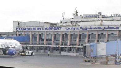پرواز ریاض به دمشق