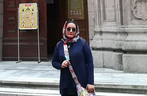 حاجیه جعفرزاده استانبول
