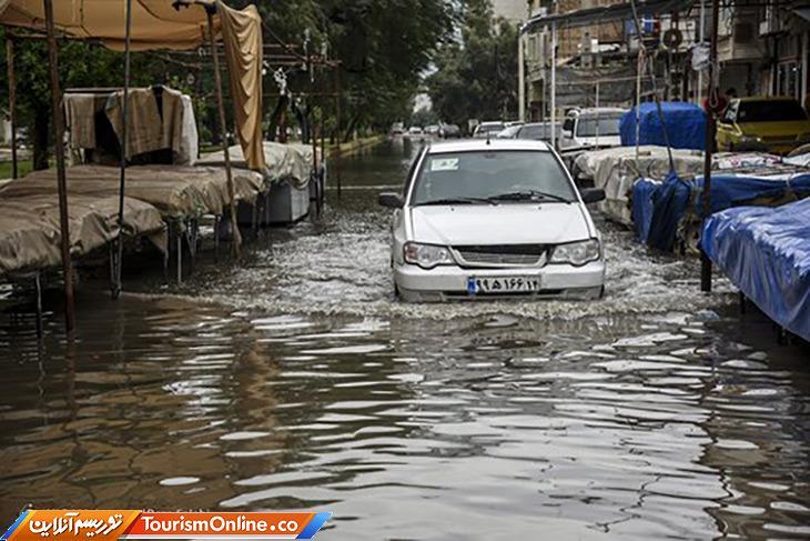 هواشناسی شیراز